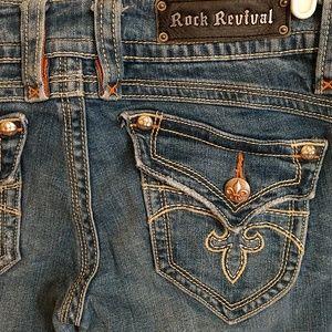 Rock Revival Gwen Bootcut Jeans